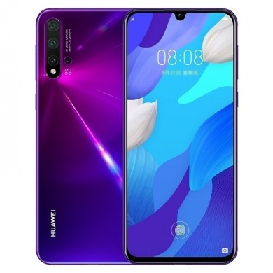 HUAWEI Nova 5 6.39 inch 48MP Quad Rear Camera 8GB 128GB Kirin 810 Octa core 4G Smartphone