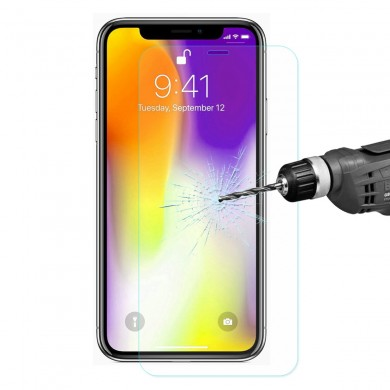 Enkay Tempered Glass Screen Protector para iPhone XS Max 0.26mm 2.5D Curved Edge Film