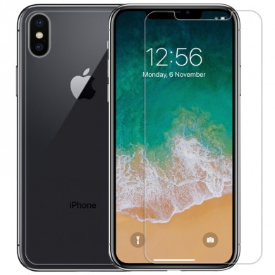 Nillkin Matte PET Screen Protector With Rear Back Protector For iPhone XS Max Anti Glare Film