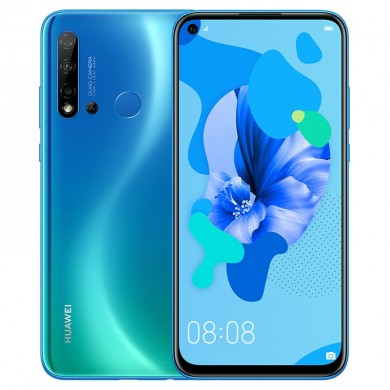 HUAWEI Nova 5i 6.4 inch 24MP Quad Rear Camera 6GB 128GB Kirin 710 Octa core 4G Smartphone