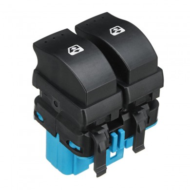 10-pin Front Right Electric Power Window Switch SW0039714B11 for Renault Trafic 2001-2018