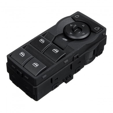 Car Electric Window Master Switch with Green LED Light For Holden VE Commodore 2006-2013