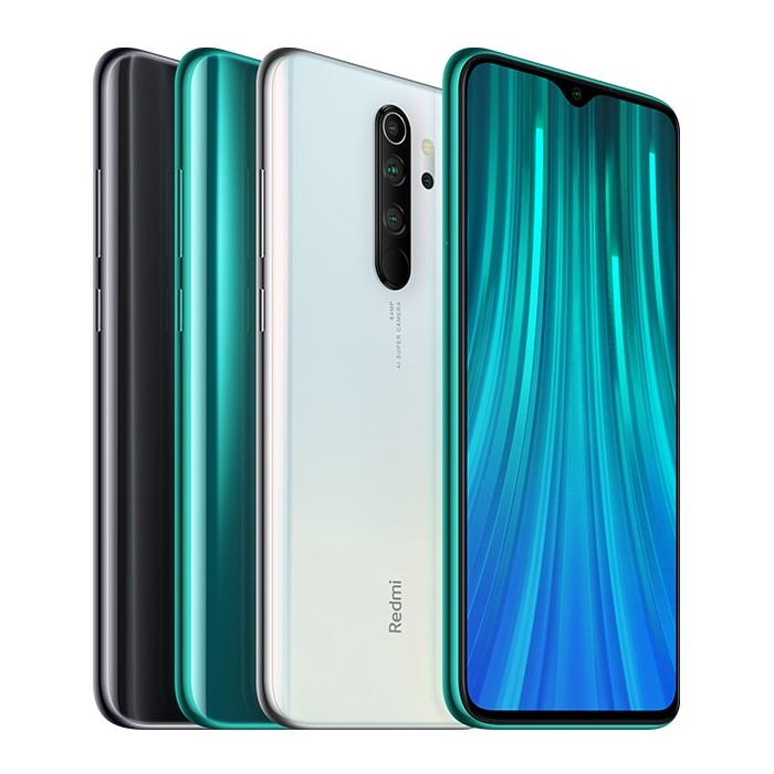 Xiaomi Redmi Note 8 Pro 6.53 inch 64MP Quad Rear Camera 6GB 128GB NFC 4500mAh Helio G90T Octa core 4G Smartphone