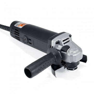 980W 220V Electric Angle Grinder Polishing Polisher Grinding Machine Cutting Tool
