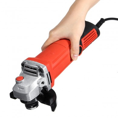 1600W 220V Electric Angle Grinder Polishing Polisher Grinding Machine Cutting Tool
