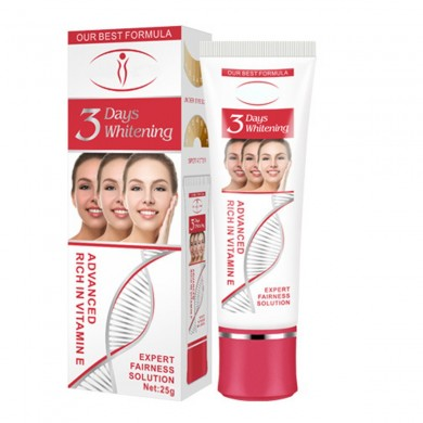 Vitamin E Gesicht Whitening Cream