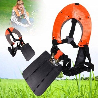Universal Gardening Machine Fitting Grass Trimmer Shoulder Strap Brush Cutter Lawn Mower Nylon Belt
