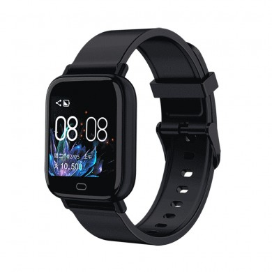Bakeey S20 Heart Rate Blood Pressure Oxygen Monitor Multi-sport Modes Weather Push bluetooth Music Smart Watch