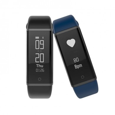 Lenovo HX03 0.87 pollici OLED IP68 Cuore Rate Monitor Sport Bluetooth Smart band Smart Bracelet