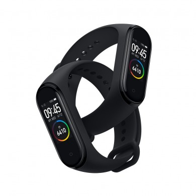 Original Xiaomi Mi bande 4 AMOLED Écran De Couleur Bracelet Bluetooth 5.0 5ATM Longue Veille Montre Intelligente Version Interna