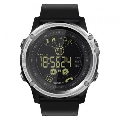 Bakeey MK26 FSTN Screen Goal Management Backlight Call Reminder Waterproof Outdoor Smart Watch