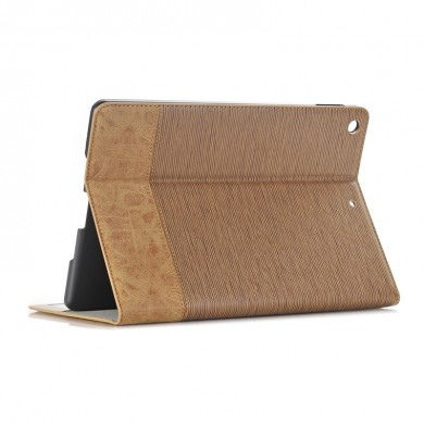 PU Leather Wallet Card Slot Kickstand Case For iPad Mini 1/2/3