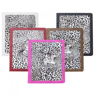 Leopard Pattern Protective Case For iPad 3 Random Shipment