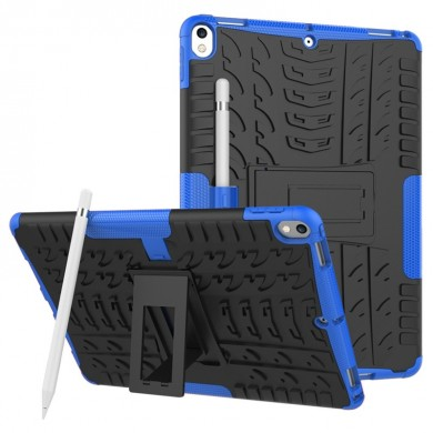 Heavy Duty Heat Dissipation Kickstand Textured Tablet Case For iPad Pro 10.5 Inch 2017/iPad Air 10.5 Inch 2019
