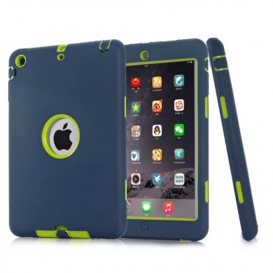 Bakeey Armor Custodia antiurto per tablet a corpo intero per iPad Mini 1/2/3