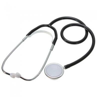 Doule Head Classic Doctor Stethoscope First Aid Training EMT