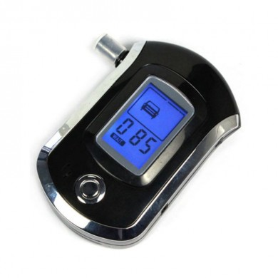 Digital LCD Alcohol Breath Analyzer Detector Tester Breathalyzer