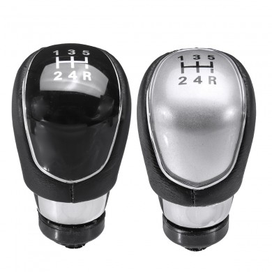 5 Speed Gear Stick Shift Knob For Ford Focus 2 MK2 FL MK3 MK4 MK7 Mondeo Kuga Galaxy Fiesta