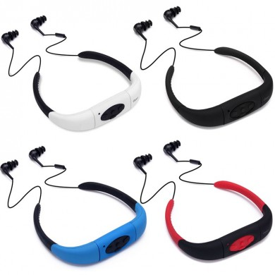Sport nuoto impermeabile IPX8 Bluetooth Wireless Auricolare