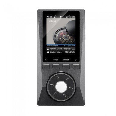 XDUOO X10 Portable High Resolution Lossless DSD Music Player MP3 Player DAP Support Optical Output