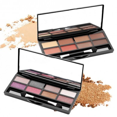 Palette Shimmer Eyeshadow 8 colori