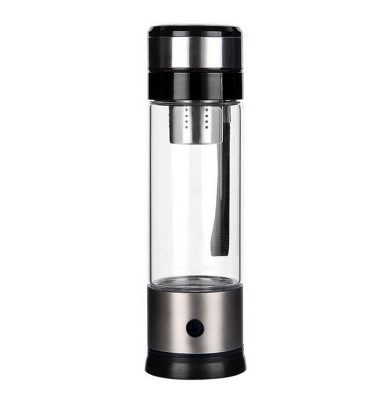 Portable Water Bottle Cup USB Charging Quick Electrolysis 700~1000PPB фото