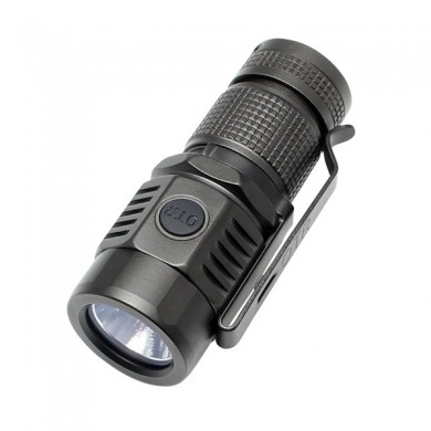 On The Road U16 XP-L V6 1A 1020LM USB Rechargeable Mini EDC LED Flashlight