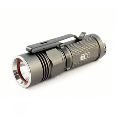 On The Road M1 L2 U3/L2 5C 5Modes Memory-function USB Portable Mini LED Flashlight 16340