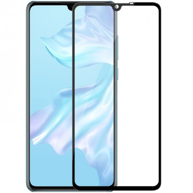 NILLKIN 3D CP+MAX Anti-Explosion Tempered Glass Full Coverage Screen Protector for HUAWEI P30