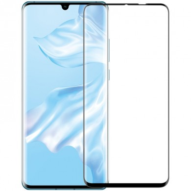 NILLKIN 3D DS+MAX Anti-Explosion Full Glue Full Cover Tempered Glass Screen Protector for HUAWEI P30 Pro