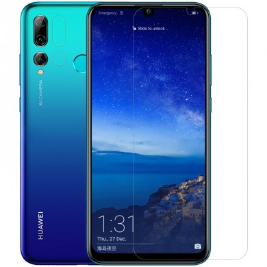 NILLKIN Amazing 9H+PRO Anti-Explosion Tempered Glass Screen Protector for Huawei P Smart+ 2019 / Huawei Enjoy 9S