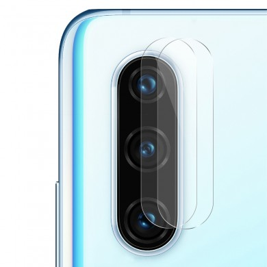2 PCS Enkay Rear Camera Lens Tempered Glass Phone Lens Protector For Huawei P30
