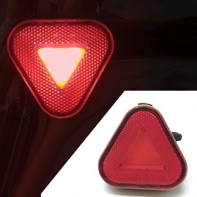 XANES TL18 COB 120LM Bicycle Safety Warning Light 3 Modes Cycling IPX5 Waterproof USB Rechargeable Bike Tail Light