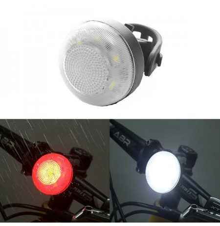 XANES® TL27 USB Charging LED Bike Tail Light 4 Modes Warning Night Light Magnetic Attraction Camping Cycling Rear Lantern