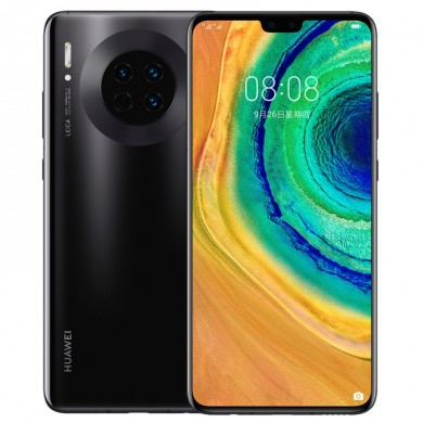 HUAWEI Mate 30 6.62 inch 40MP Triple Rear Camera 8GB 128GB NFC 4200mAh Wireless Charge Kirin 990 Octa Core 4G Smartphone