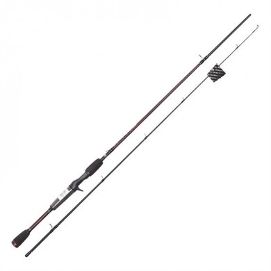 Original Abu Garcia Black Max BMAX C662M 1.98m 129g Fishing Rod Carbon Casting Fishing Pole