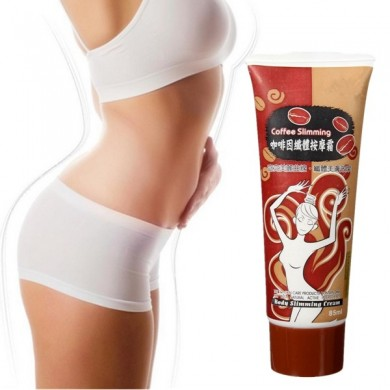 Coffee Body Cellulite Slimming Cream Fat Burning Weight Loss