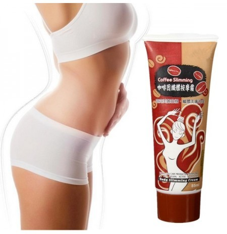 Coffee Körper Cellulite Slimming Cream Fettverbrennung Weight Loss