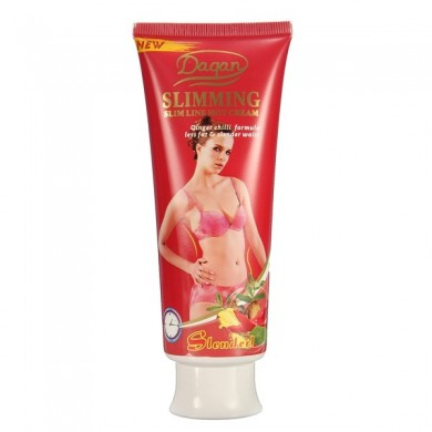 Ginger Chilli Anti-Cellulite Weight Loss Body Slimming Cream Fat Burning Gel
