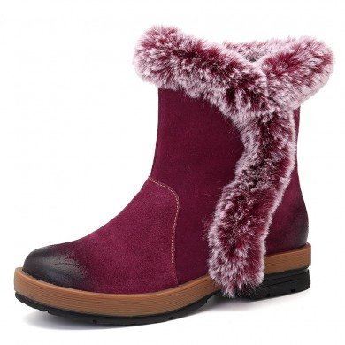 SOCOFY Winter Warm Snow Boots