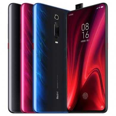Xiaomi Redmi K20 Pro Appareil photo triple 48MP NFC 4000mAh 6GB 128GB Snapdragon 855 Octa core 4G Téléphone intelligent