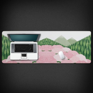 800*300*3mm Large Non-slip Overlock Mouse Pad Rubber Desktop Mat