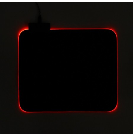 4mm 300x250  RGB Led Flexible Luminous Magic Mouse Pad for  E-Sports Game Keyboard and Mouse