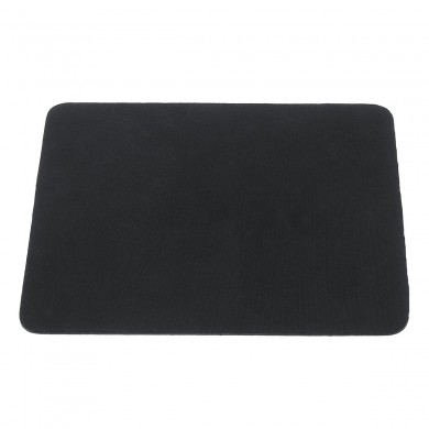 Jumbo Size Solid black Mouse pad for Gaming Keybord and Mouse