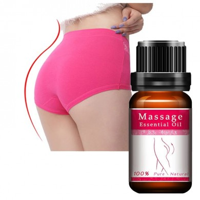 LANTHOME Massage Essential Oil For Butt Hip Lift Buttock Buttocks
