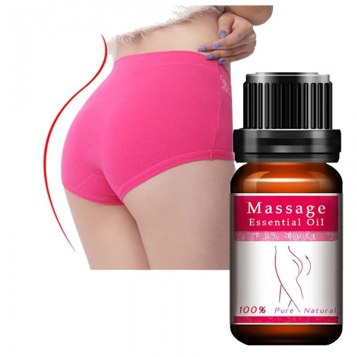 LANTHOME Massage ätherisches Öl für Butt Hip Lift Buttock Gesäß