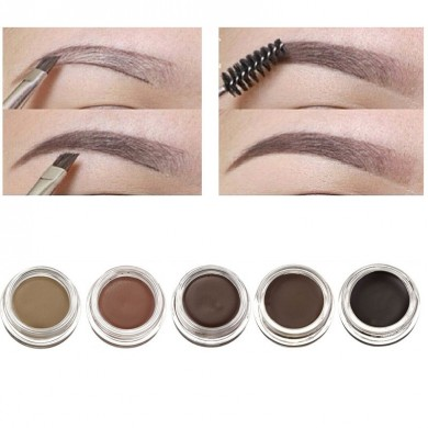 4 Colors Pomade Eyebrow Dyed Cream Makeup
