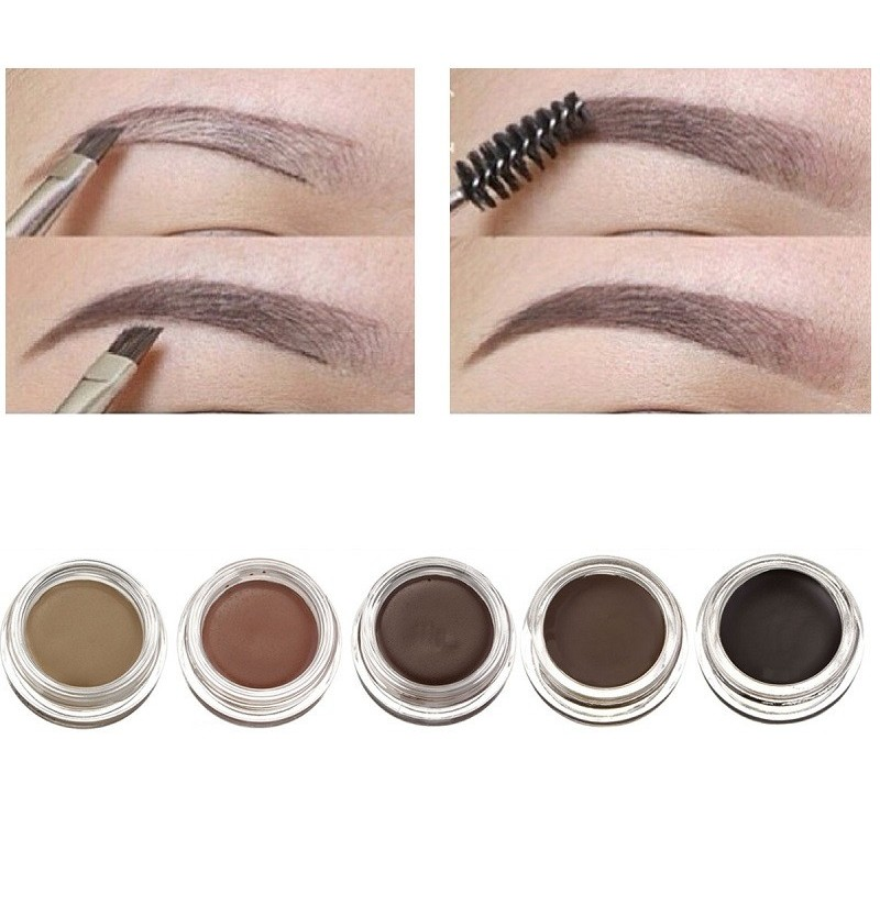 4 Colors Pomade Eyebrow Dyed Cream Makeup (Color: #05) фото