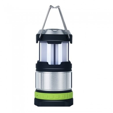 Portable LED Rechargeable Multifunctional Camping Lantern Wireless Bluetooth Speaker Tent Light