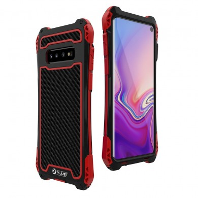 Aluminum Alloy Shockproof Snowproof Dirtproof Protective Case For Samsung Galaxy S10 6.1 Inch 2019